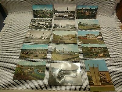Lot of 15  Vintage Travel Postcards Berlin, NOS NEW OLD STOCK