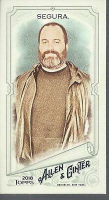 2018 Topps Allen and Ginter Mini A and G Back #198 Tom Segura - NM-MT