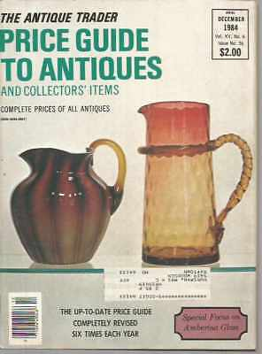 The Antique Trader Price Guide To Antiques and Collectors' Items December 1984