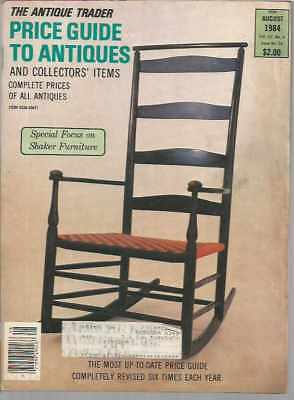 The Antique Trader Price Guide To Antiques and Collectors' Items August 1984
