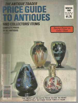 The Antique Trader Price Guide To Antiques and Collectors' Items Winter 1980