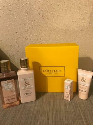 L'Occitane En Provence Jasmin & Bergamote Set Perfume + Shower Gel + Body Milk