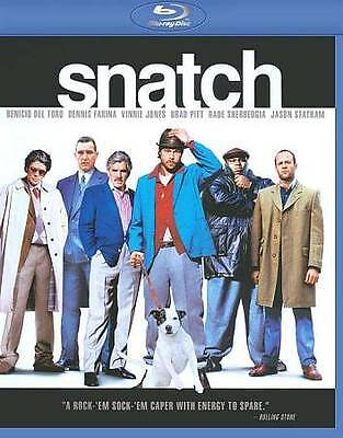 Snatch (Blu-ray Disc, 2009)