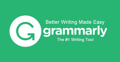 Grammarly Premium Account - 12 Month Warranty