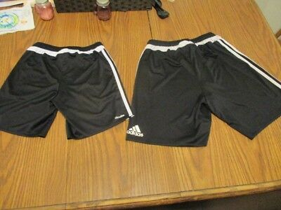 Youth Small Adidas Climalite short lot. 2 pairs