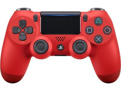 DualShock PS4 Wireless Controller for PlayStation 4 Official - Red NEW
