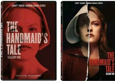 The handmaid's tale: The Complete Season 1-2 (DVD, 2018, 7-disc)