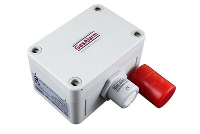 Carbon Monoxide Gas Transmitter 0-300ppm, 2-wire, (4-20mA)