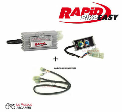 Ecu Tuning+Installation Électrique Rapid Bike Aprilia Facile