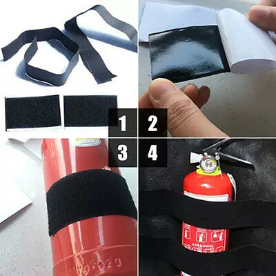 Car Storage Fire Extinguisher Fixed belt Holder Safety Strap Tool For Jeep cby