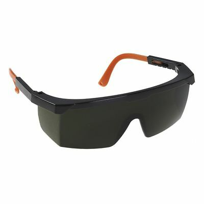 Portwest Welders Welding Safe Eye Screen Spectacles Glasses Goggles Shade 5 PW68