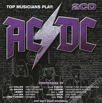 Various - Top Musicians Play-Ac/Dc
