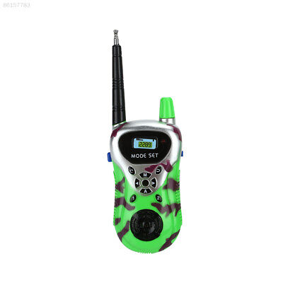 065B Portable 1 Pair Military Drill Outdoors Kids Train Gift Two Way Radio