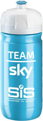 SiS Elite Team Sky 550ml Water Bottle - Blue