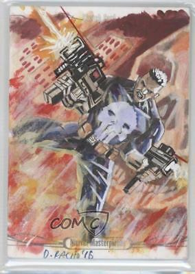 2016 Upper Deck Marvel Masterpieces Legacy Sketch Cards #76H68 Dominic Racho 0nc