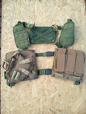 Holster Paintball NEUF, Design exclusif couleur Olive/Coyotte Brown