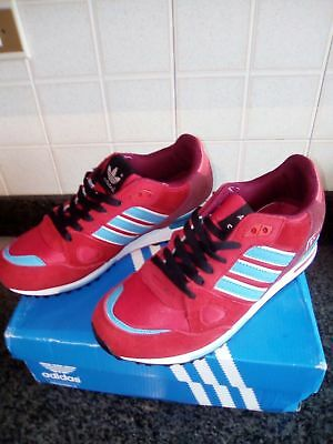 adidas zx 750 rosse e bianche