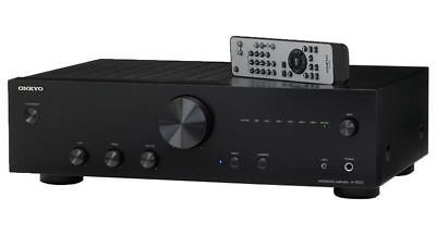 ONKYO A-9010 Integrated Stereo Amplifier Black - Home Audiophile Quality Amp