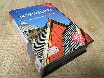 Colloquial Norwegian - TEACH YOURSELF LANGUAGE COURSE 2 CDs and BOOK
