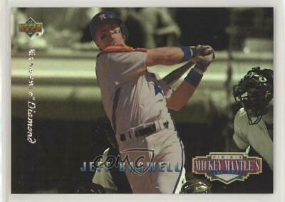 1994 Upper Deck Mickey Mantle's Long Shots Electric Diamond #MM1 Jeff Bagwell
