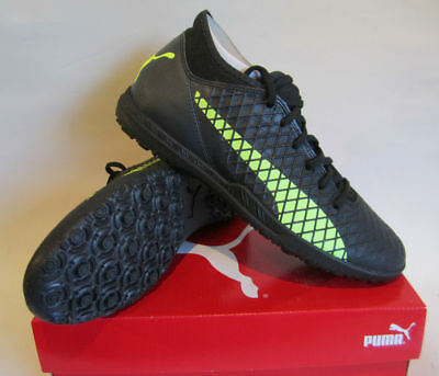 85d4f43c8 Puma Mens Football Trainers Astro Turf Future 18.4 TT Black Size UK 6,7,