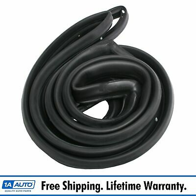 Rear Door Rubber Weatherstrip Seals Pair Set of 2 for 77-79 Buick Cadillac Olds