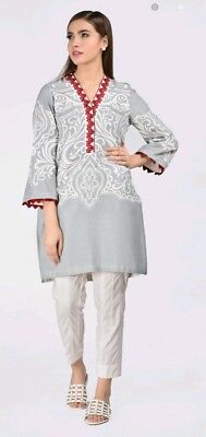 NEW WITH TAGS! Stunning designer ETHNIC BY OUTFITTERS kurta S 10 12 khaadi sana