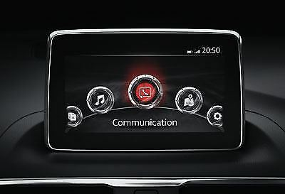 Genuine Mazda CX-5 2017> Navigation System - BJM766EZ1L