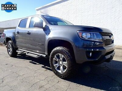 2017 Chevrolet Colorado Z71 2017 Chevrolet Colorado Z71 Pickup Truck Used Certified 2.8L I4 16V Automatic