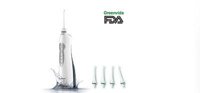 Water Flosser, Electric Cordless & Rechargeable Portable Oral Irrigator RST5012
