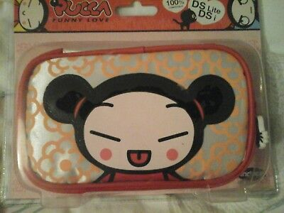 Pucca Funny Love DS Lite Case Zipped purse  New/sealed