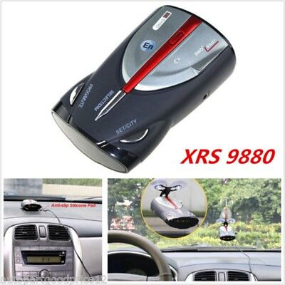 16-Band Automotive Radar Detector Cobra XRS 9880 360° Laser Anti-Radar Detector