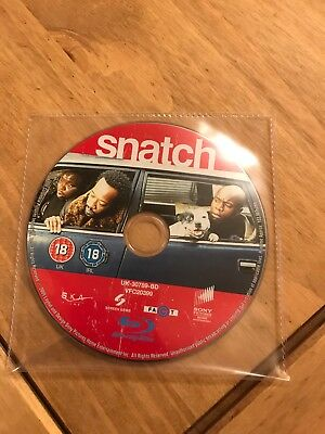 Snatch - Blu-ray Disc Only