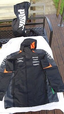 Force India F1 Team Issue Rain Jacket
