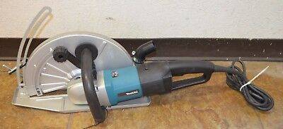 "Makita 4114 14"" SJS Angle Cutter Electric Cut-Off Saw"
