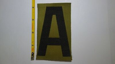 Extremely Rare WWI 1st Army Liberty Loan Style Patch. RARE!!!