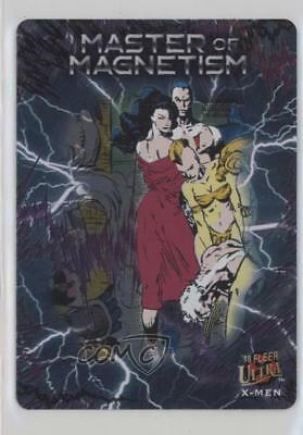 2018 Fleer Ultra X-Men Master of Magnetism #MM8 Zaladane Non-Sports Card 2pw
