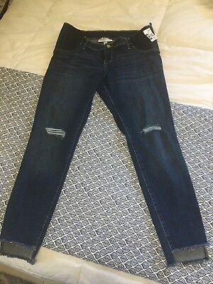 Isabel Maternity Skinny Jeans Size 8