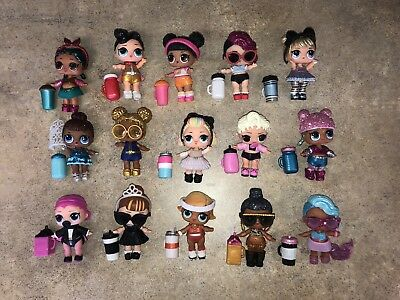 Lol Surprise Dolls Lot Of 15!!!