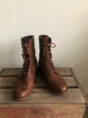 d9e8fbe1 Timberland Womens Banfield Mid Lace Boot Wheat Forty Fashion Boots Size 9 B