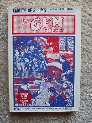 HB Gem Vol No.2 - Cardew of St Jims (Billy Bunter author)