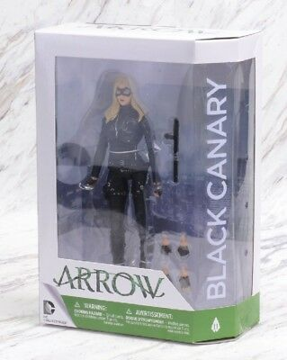 Arrow - Black Canary Season 3 Action Figure - Dc Collectibles Nuova New