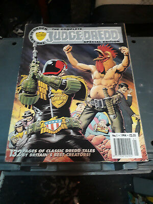 The Complete Judge Dredd Special Edition No1 1994. FREE POSTAGE