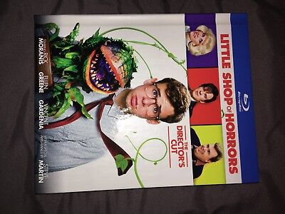 little shop of horrors Blu Ray