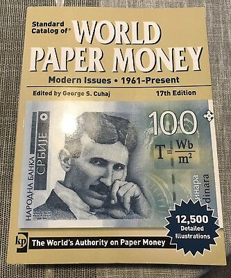 Standard Catalog World Paper Money: Modern Issues (1961 - Present), 17th Ed.