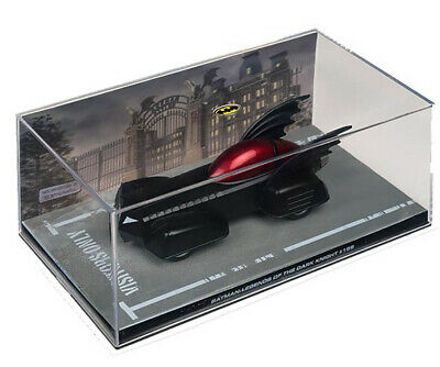 Batmobile Batman Legends Of The Dark Knight #198 Eaglemoss 1:43 IXO Altaya