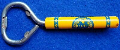 University Of Notre Dame Advertising Bottle Opener