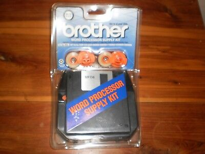 Brother SK-170 BLACK Word Processor Supply Kit For WP Series Word Processors