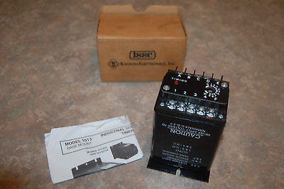 Kanson Electronics 1013-1-E-2-B Industrial Solid State Timer Off Delay
