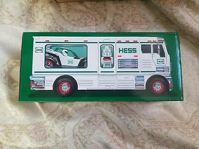 2018 Hess Holiday Toy Truck-- ( TRUCKS IN STOCK )